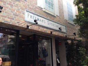 The Freeman's Sporting Club TOKYO